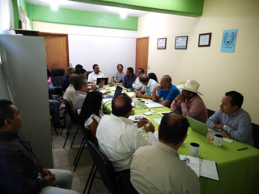 Visita de seguimiento Programa Ingeniero Forestal